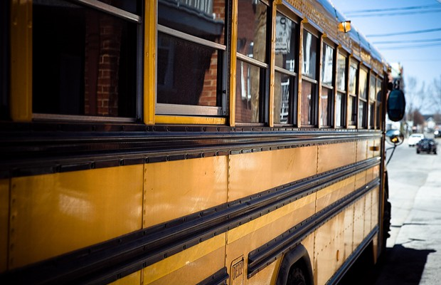 More Cameras on School Buses