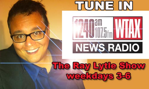 The Ray Lytle Show from Monday June 10 2013