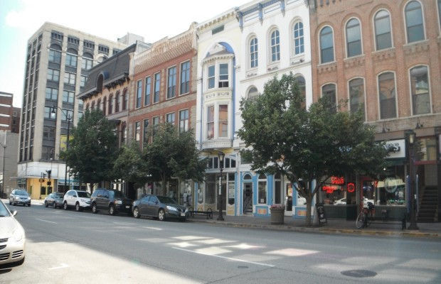 Horace Mann, St. John's Looking to Fill Vacant Downtown Space