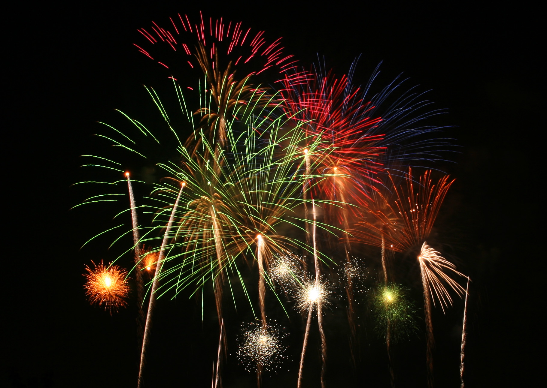 Fireworks:  Delayed Explosion Injures A Dozen Spectators