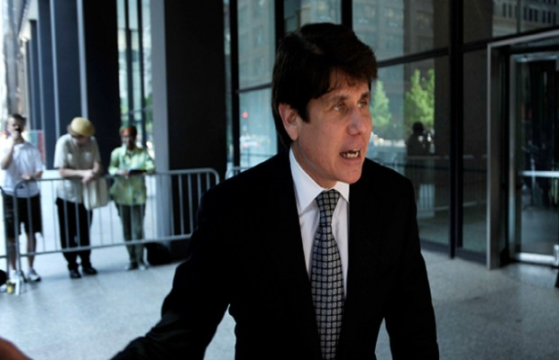 Blagojevich Files Appeal