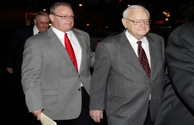 Former Gov. George Ryan Readjusting to Private Life