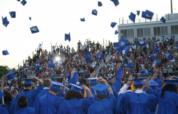 More High School Grads, More Savings for State