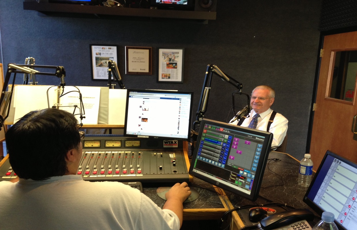 Mayor Mike Houston joins the Ray Lytle Show on 7/17/2013