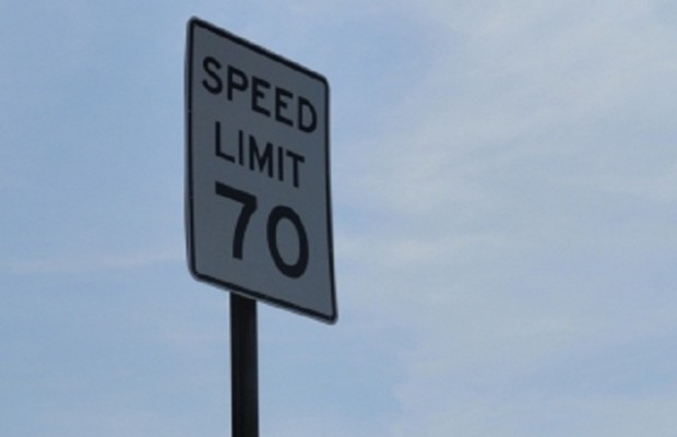Interstate Speed Limits to Increase in 2014