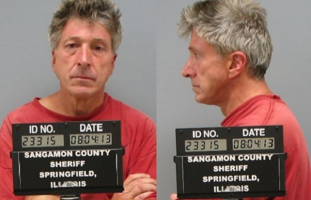 Springfield Man Arrested for Bar Robbery