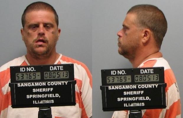 Man Robs Springfield Bank, Found Next Door