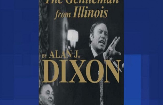 Former U.S. Sen. Alan Dixon Dies at Home