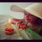 "Ava Pellman, pictured, celebrates her fourth birthday. Photo courtesy ""Pray for Ava Pellman"" Facebook page"