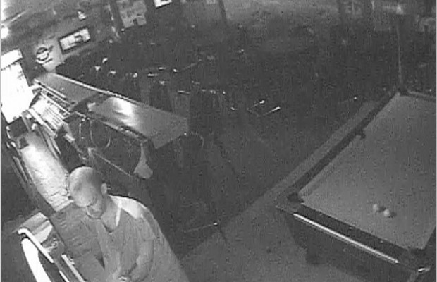 Authorities Report String of Bar Robberies