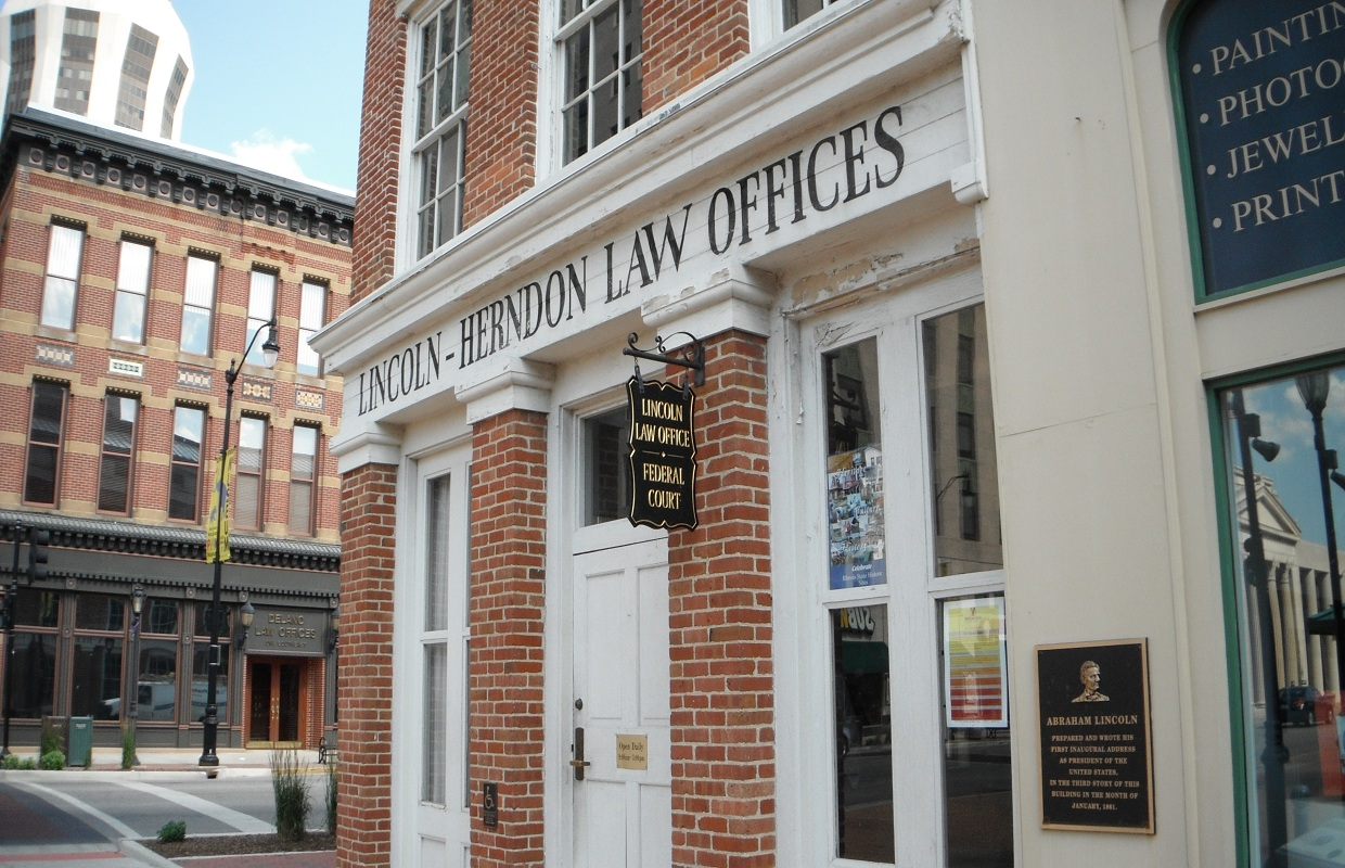 Renovations Coming for Lincoln-Herndon Law Offices