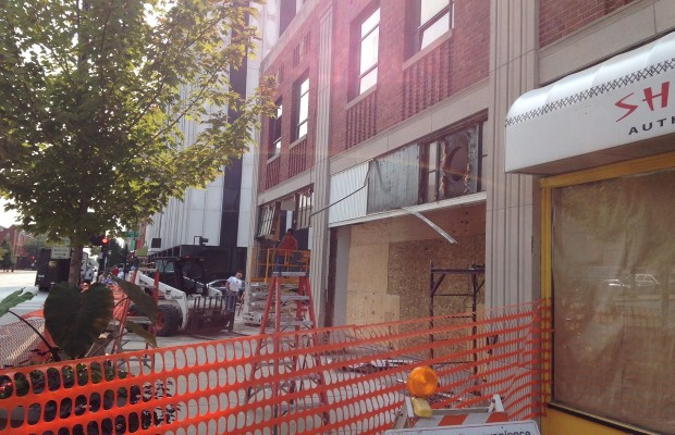 Progress Made on Downtown Springfield Rehab