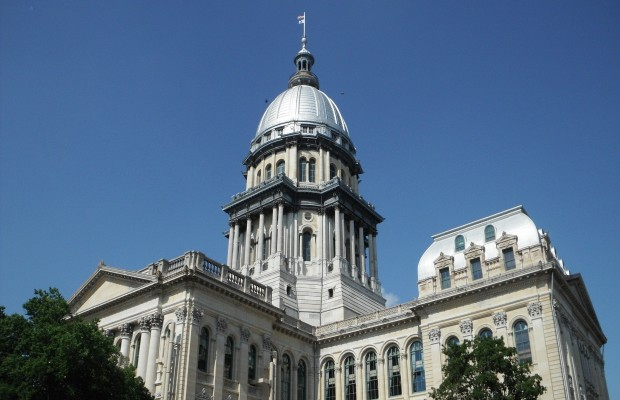 Illinois Senate President OK with Cutting Some Government Layers