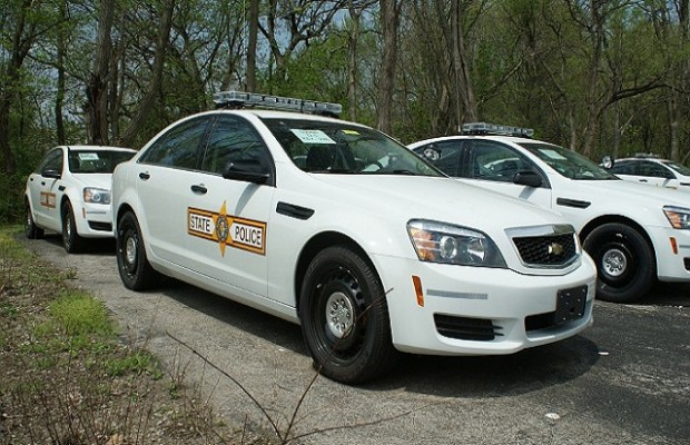 State Police Cars Get New Look