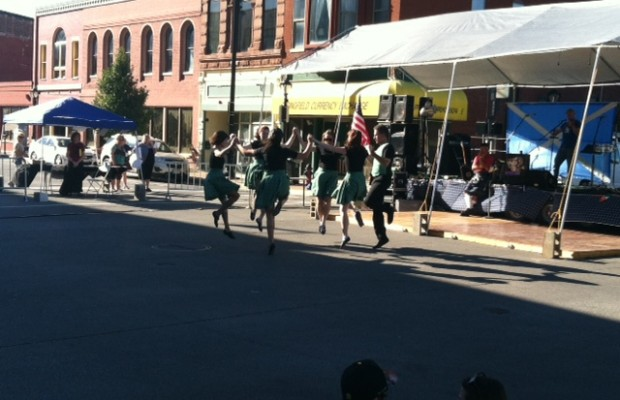 Organizers Pleased with World Tour Celtic Festival