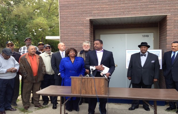 Fundraising Begins for Springfield's First Black Firehouse