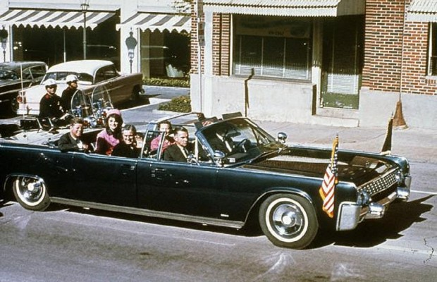 Observances of JFK Death Begin