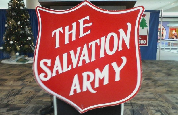 The Salvation Army Kicks Off Their 2013 Tree of Lights Campaign 11/09/13