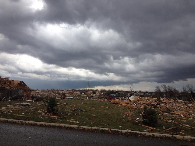 Illinois Files Appeal With FEMA Over Tornado Aid