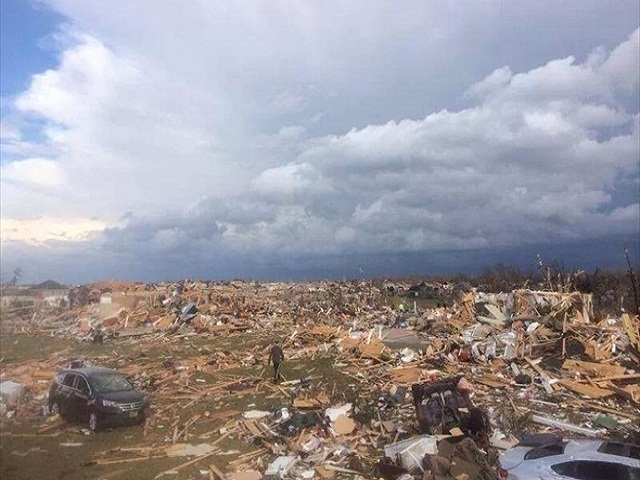 FEMA Denies Financial Help for Tornado Cleanup