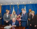 Governor Quinn Signs Historic Pension Reform
