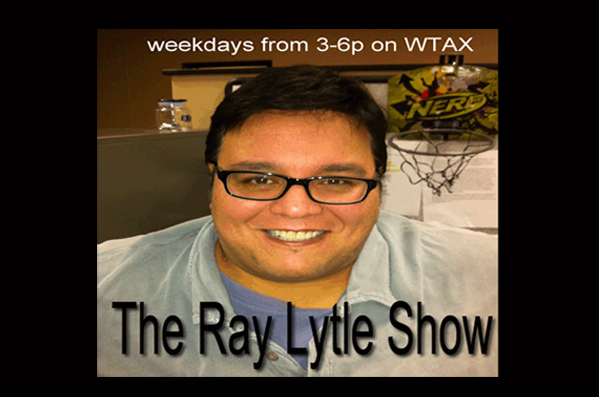 The Ray Lytle Show Wednesday January 22 2014