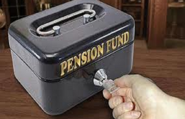 Brady Stands Alone on Pension Bill