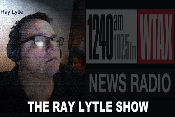 The Ray Lytle Show Monday April 21 2014