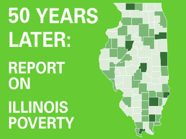 Poverty Rate Is Consistent in Illinois