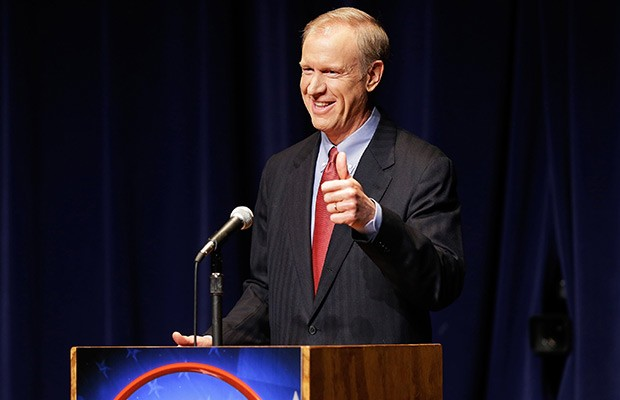 Rauner Courts African American, Female Voters