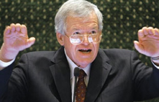Ex-Speaker Hastert Is Optimistic Immigration Can Be Resolved Soon