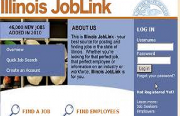 IDES Touts On-Line Job Site
