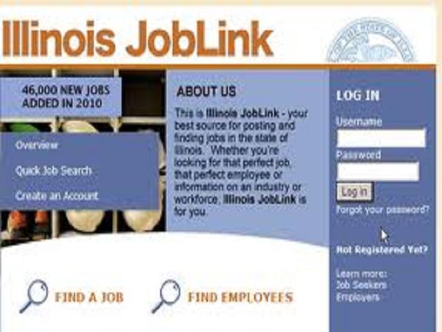 IDES Touts On-Line Job Site