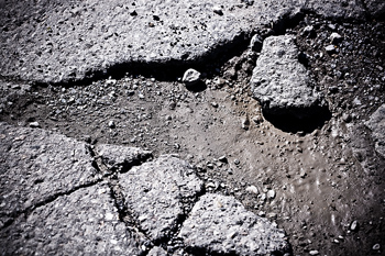 Are Potholes Breaking Your Car?