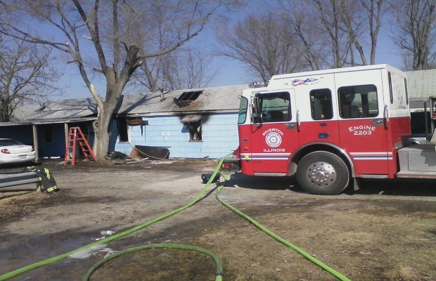 Riverton Fire Leaves One Dead, Child Seriously Injured