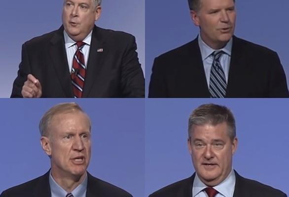 GOP Gubernatorial Candidates Sound Off on Assault Weapons Debate
