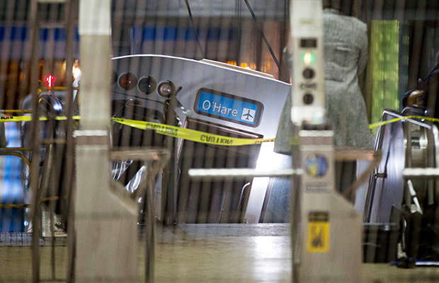 "UPDATE: CTA Train Operator ""Nodded Off"" Near O'Hare"