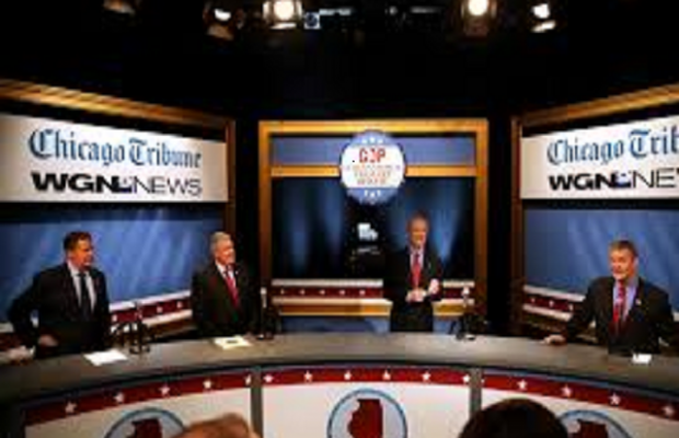 Another Night, Another Debate for Republican Four