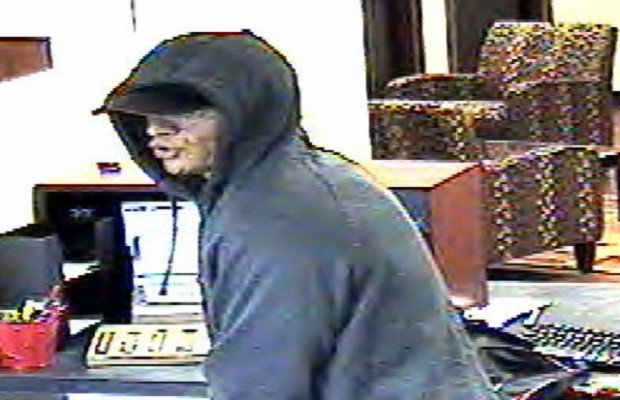 New Photos Released of Auburn Robbery Suspect