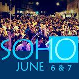 Volunteers Needed for SOHO Music Festival