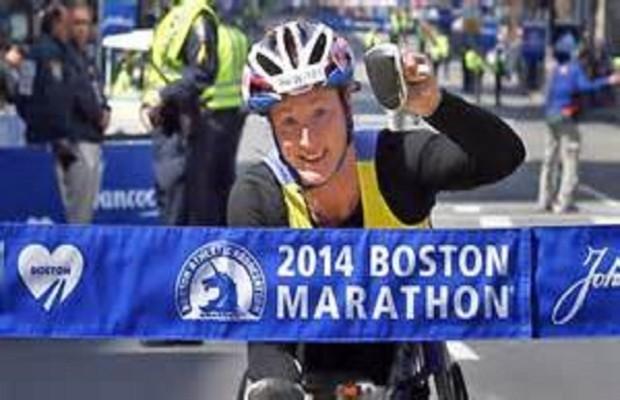 U of I Student Notches Boston Marathon Win