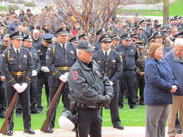 Fallen Police Officers Remembered at Annual Ceremony
