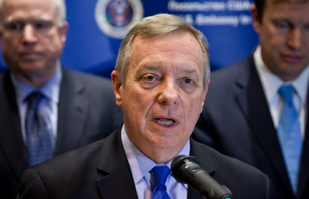 Congress Finishes Up With Key Legislation, Durbin Weighs In