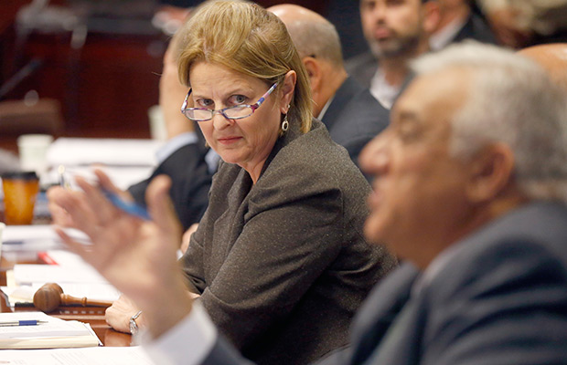 GOP Criticizes Quinn over Schneider Ouster; Quinn Says She Resigned