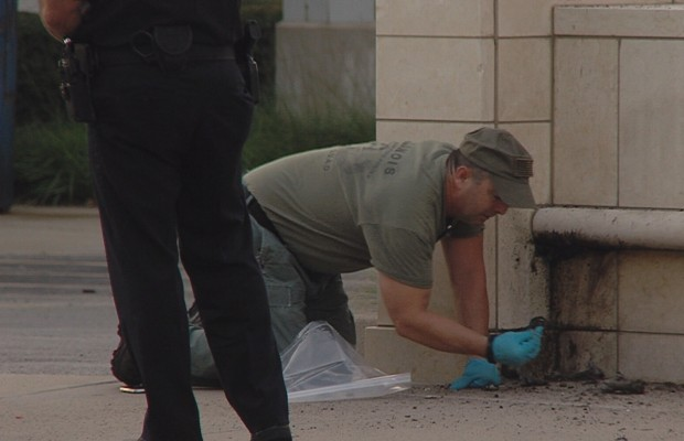 Bomb Squad Investigation into Springfield IED Begins