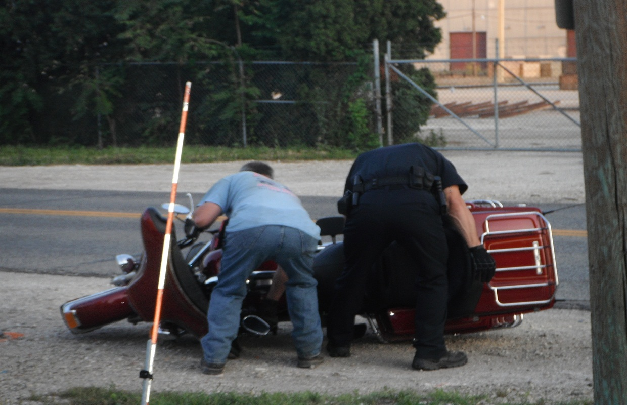 Motorcycle Accident Kills Man Wednesday on North Side