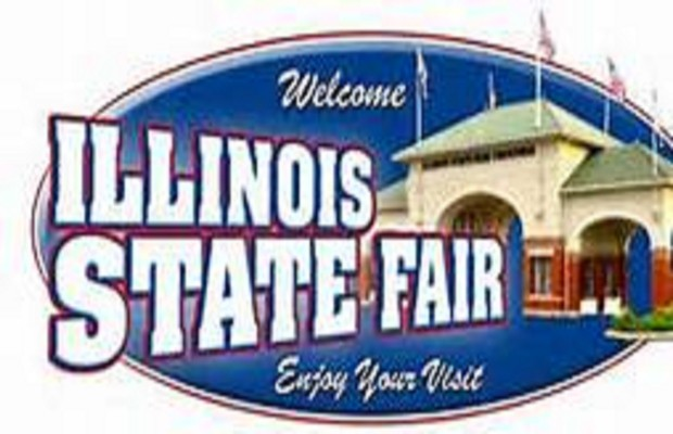 Quinn, Abraham Lincoln Open State Fair Under Gloomy Skies