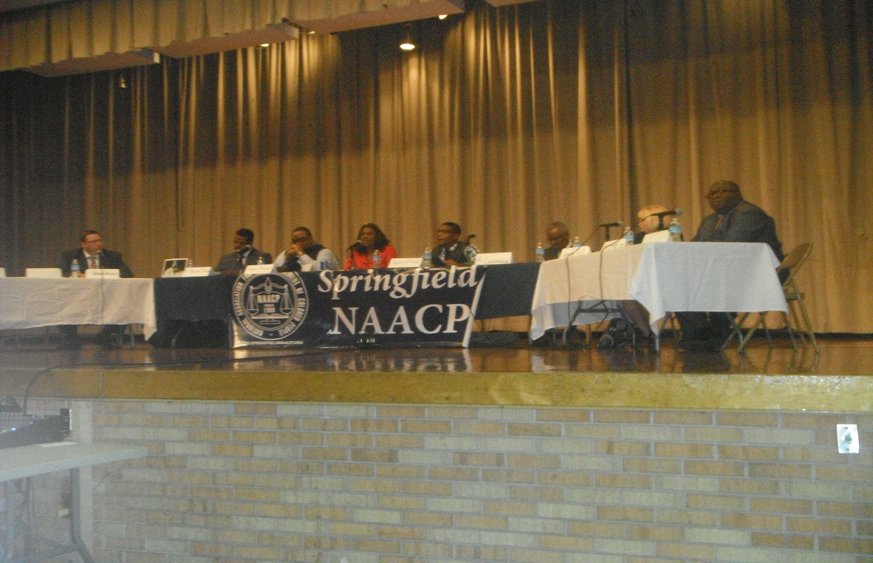 Residents, Police, NAACP Begin Series of Community Forums