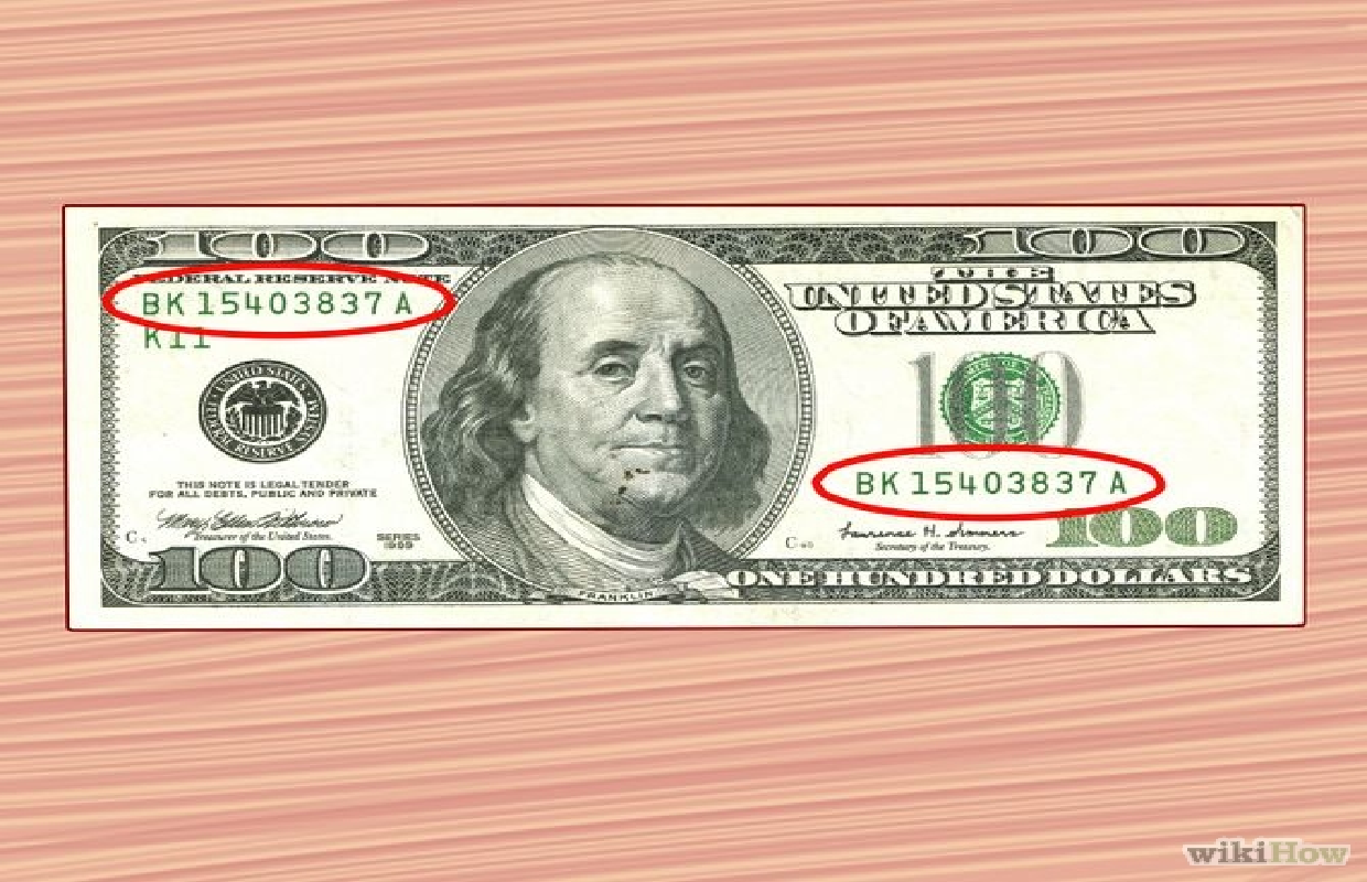 how to tell if a 100 bill is fake